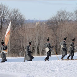 March of the 104th Regiment of Foot