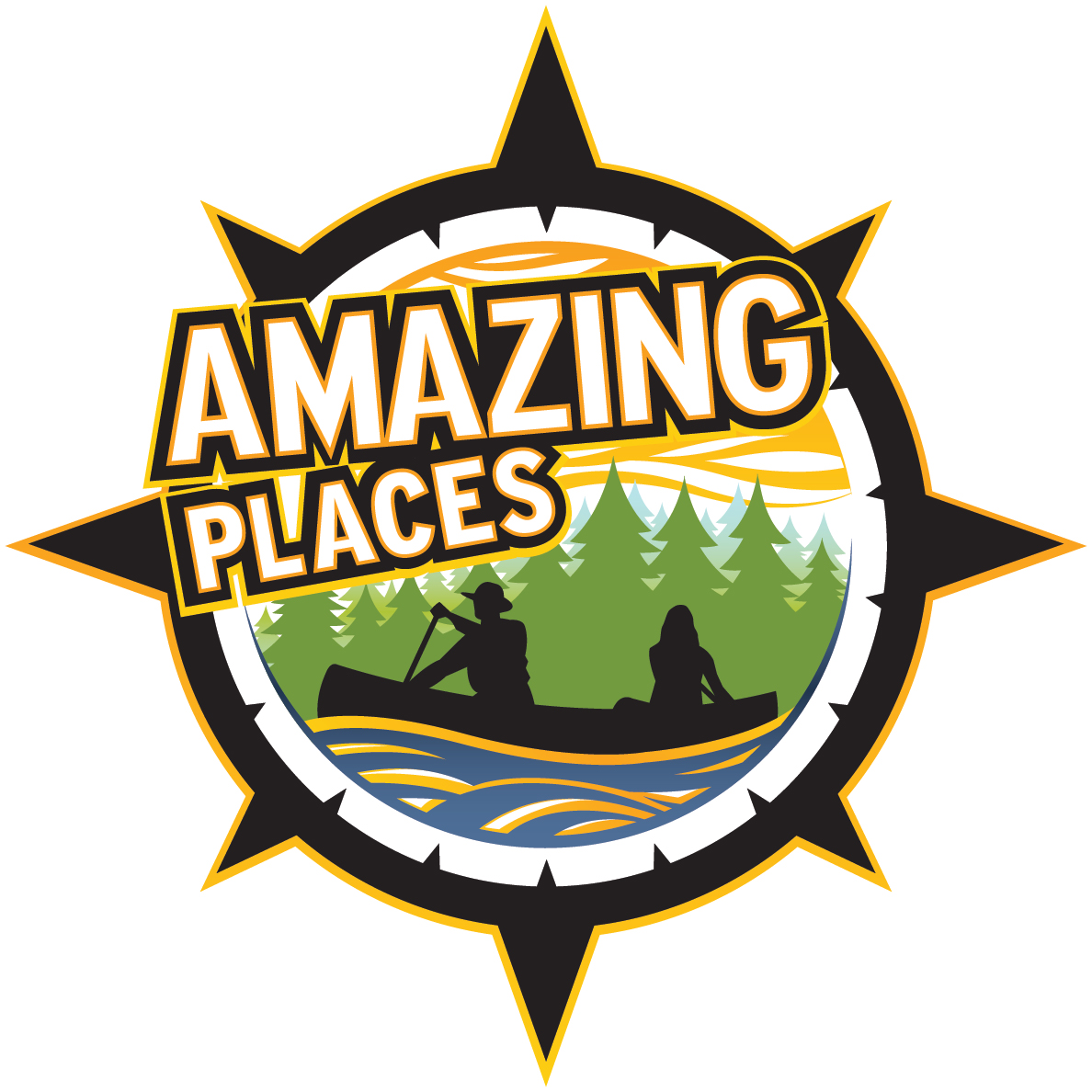 Amazing Places Logo