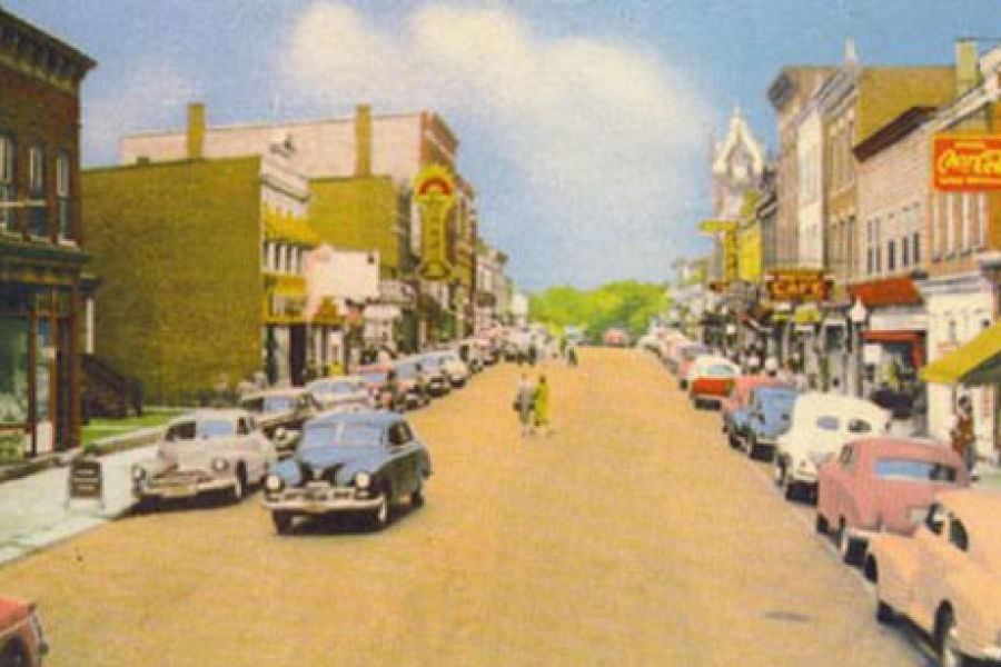 Gananoque Heritage Walking Tour